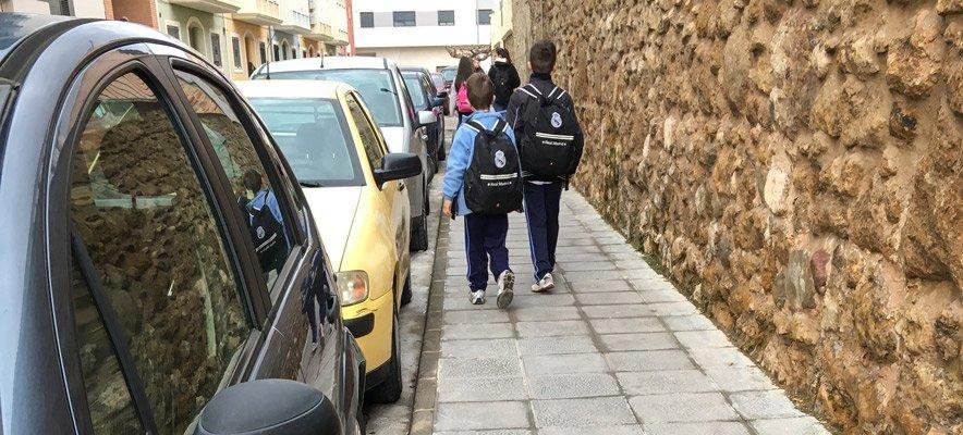 Actividades escolares la Milagrosa y el Seminario