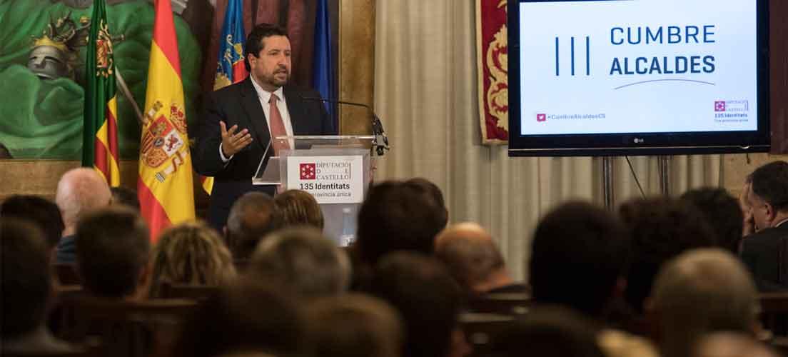Diputación celebrará una cumbre sobre despoblación rural
