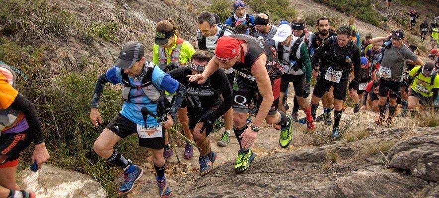 Rogla y Mesado triunfan en la Maratón de Espadán