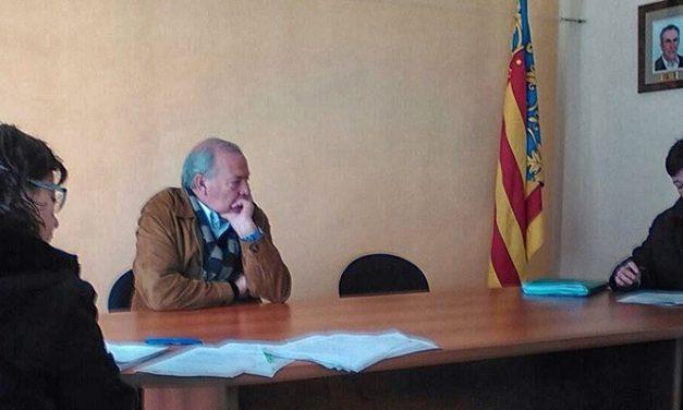 PSPV critica los incumplimientos del alcalde de Matet