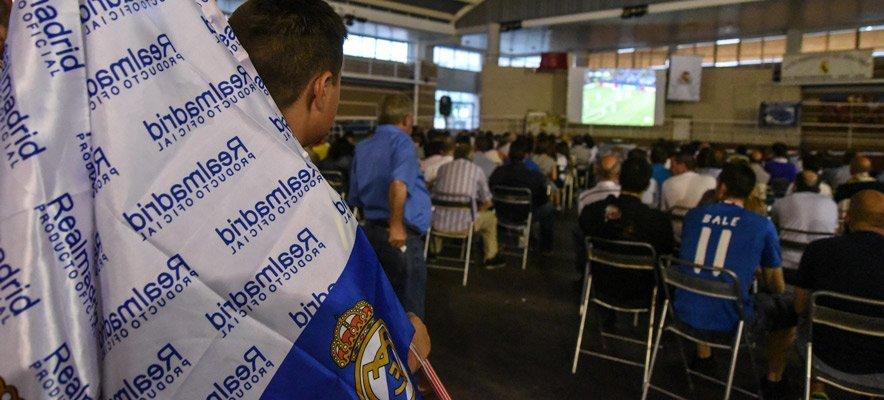 Roncero habla en Segorbe del Real Madrid