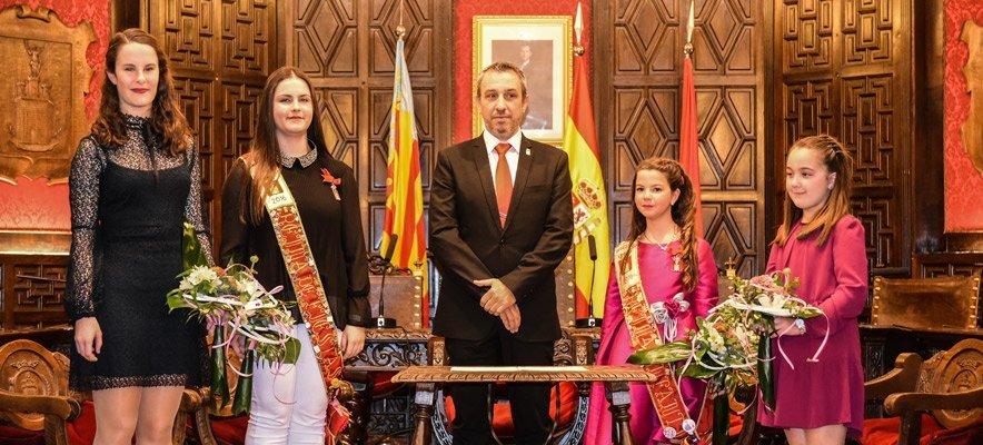 Elegidas las Reinas de las Fiestas de Segorbe