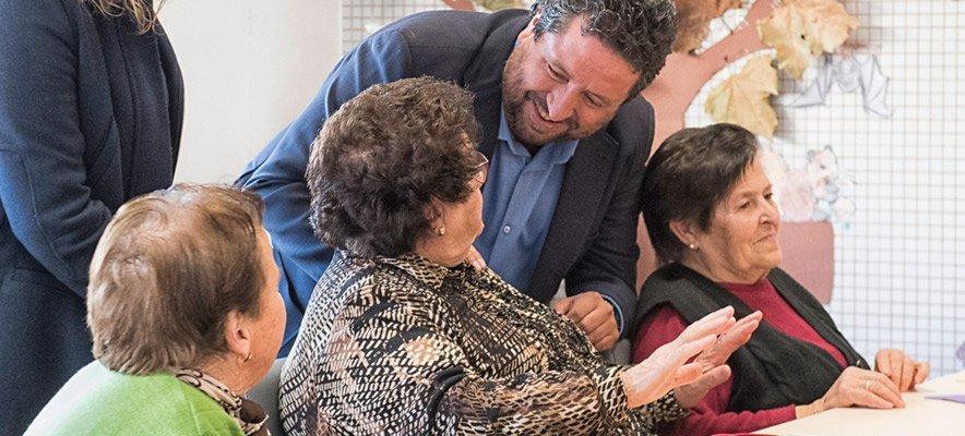 Diputación amplia la red de Unidades Respira Familiar