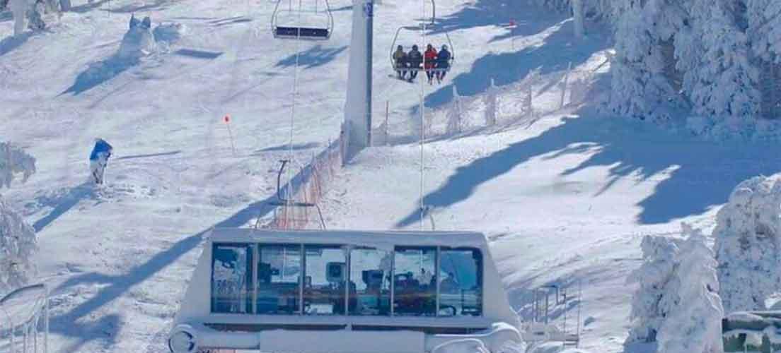 Viaje barato a la nieve de Valdelinares