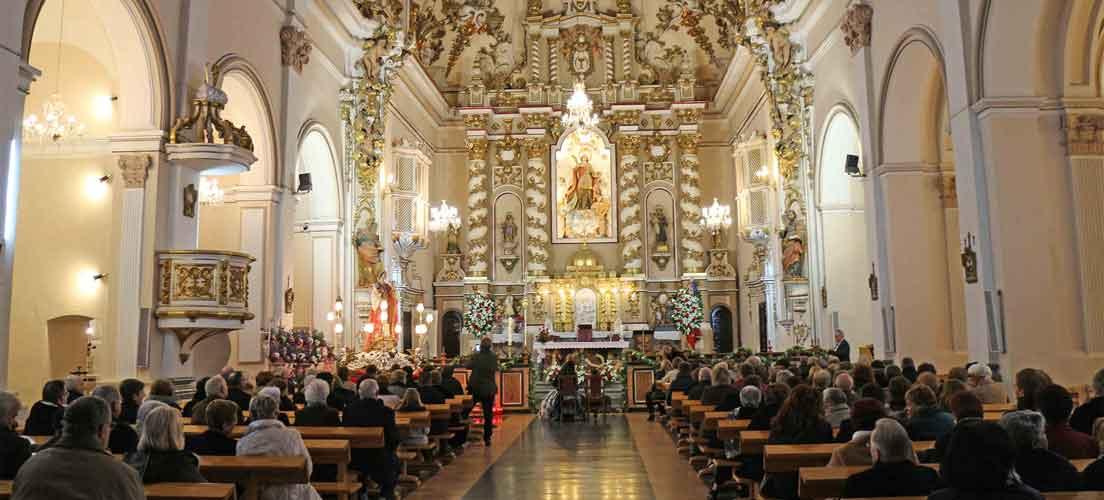 Jérica celebra San Águeda