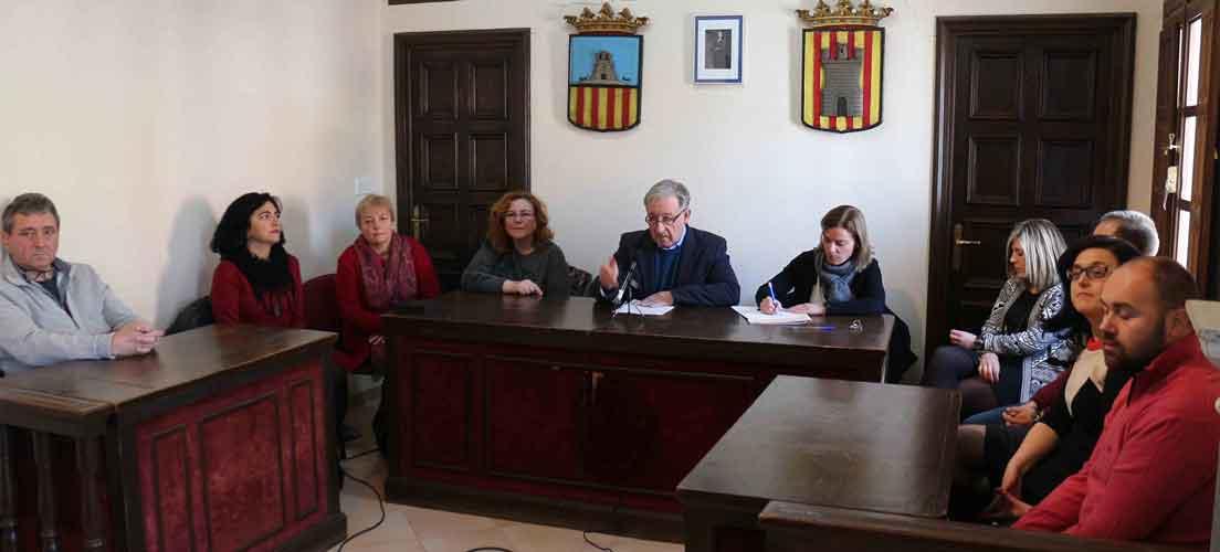 Josep Lluís Doménech ya es hijo adoptivo de Jérica