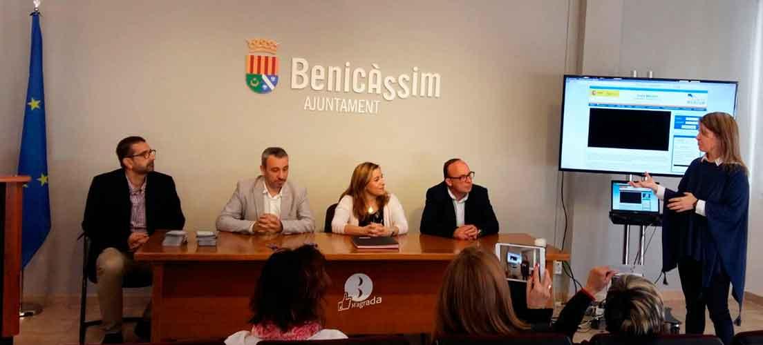 Benicàssim y el Consorcio de FPA juntas en el Aula Mentor