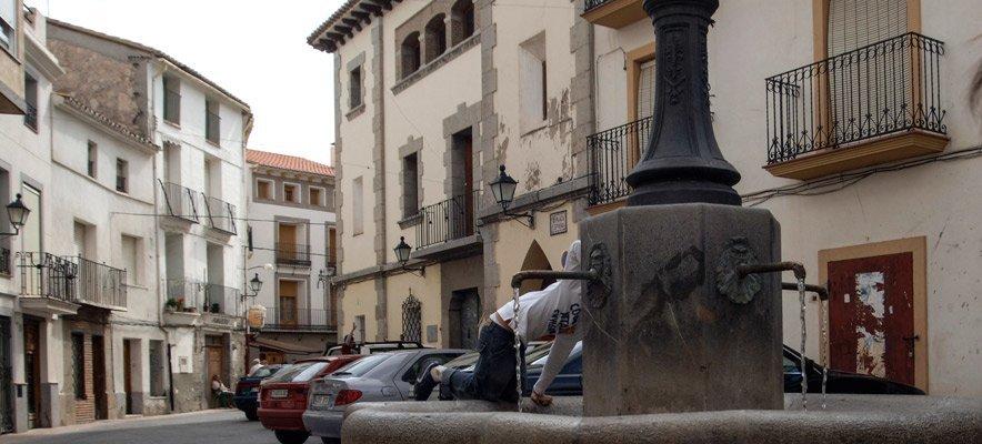 Invierten 240.000 € en reformar el Ayuntamiento de Caudiel