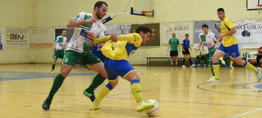 La victoria frente al Burgos alienta el sueño del CDFS