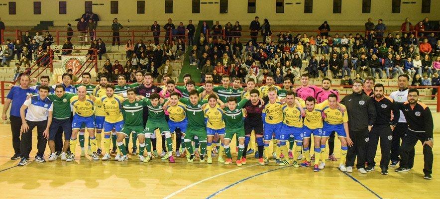 La selección asiática de Turkmenistan no pudo derrotar al CDFS Segorbe
