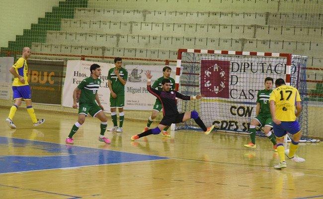 Turkmenistan no pudo derrotar al CDFS Segorbe
