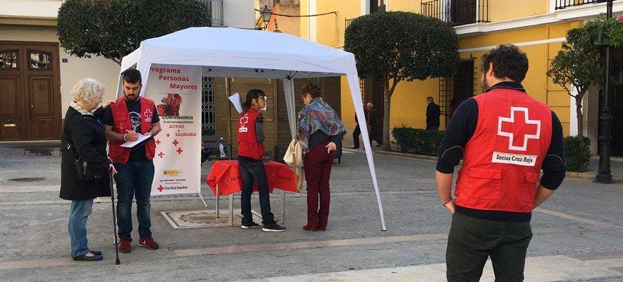 Cruz Roja lanza una campaña de captación de socios