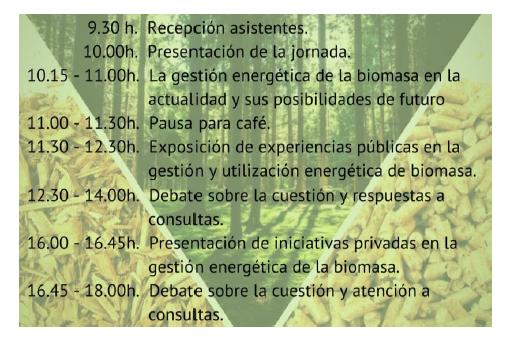 FECAP debate sobre la biomasa