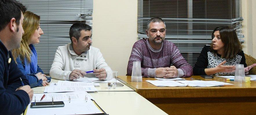 Navajas pide 85.000 € a la Diputación Provincial