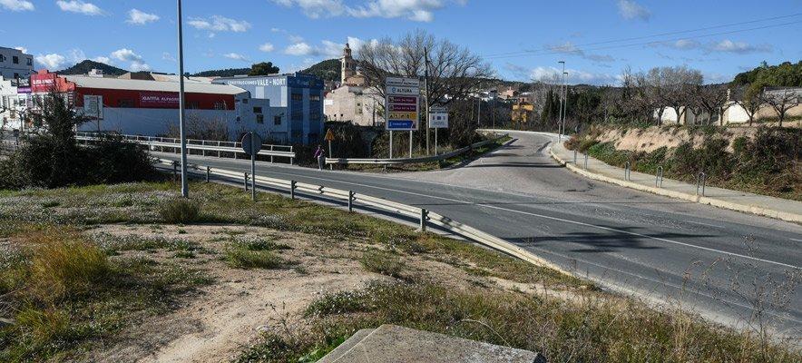 Invierten 280.000 € para construir una rotonda en Altura