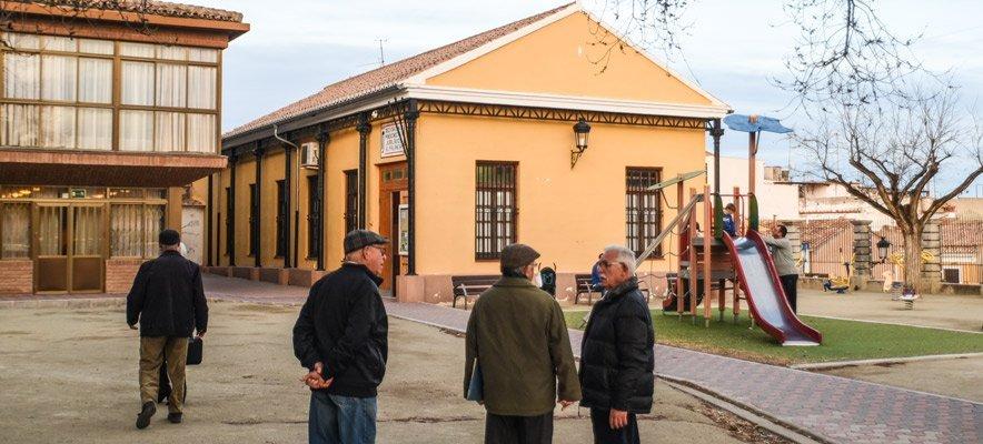 Diputación subvenciona los locales de jubilados