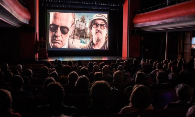 El Teatro Serrano se convierte en escenario cinematográfico