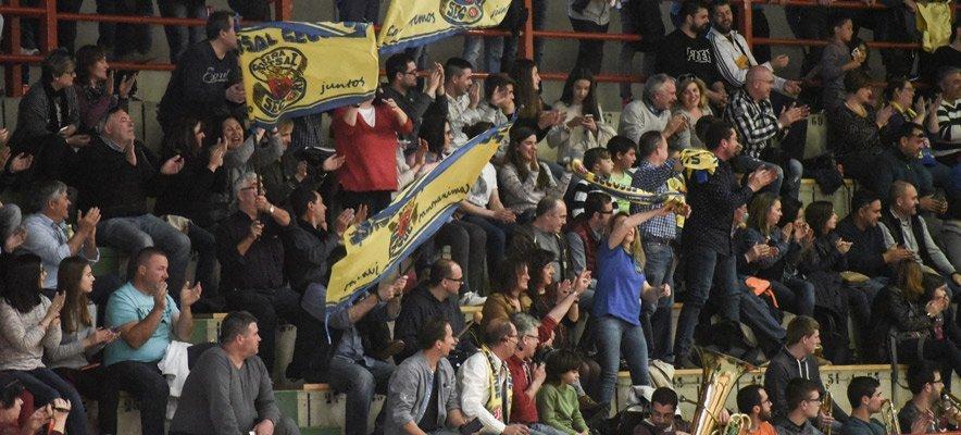 Las selecciones de fútbol sala de España y Rusia se enfrentan en Segorbe