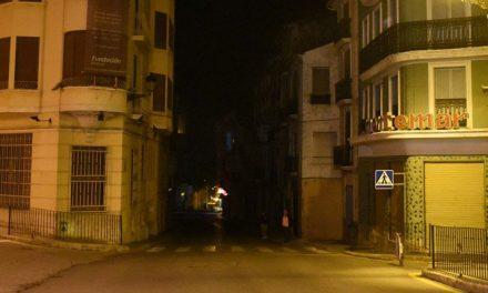 Segorbe sigue sin luz en las calles