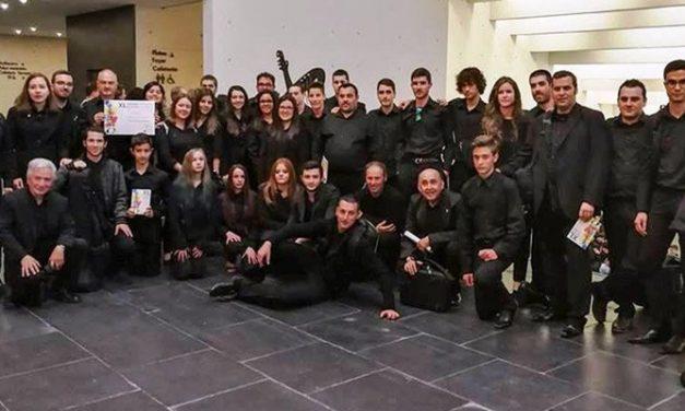 La UAM de Navajas premiada en el Certamen de Bandas