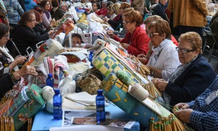 Segorbe celebra el XXI Encuentro de Bolilleras