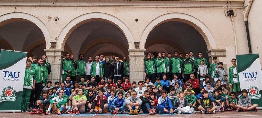 Tau Castelló participa en Campus del CB Segorbe