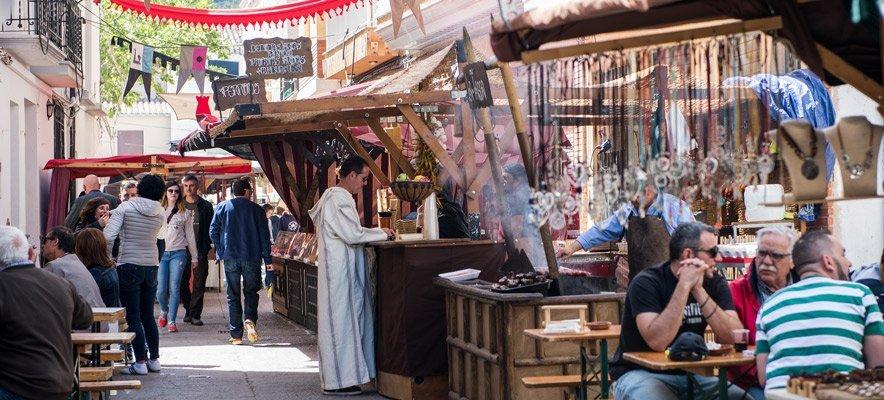 Gaibiel celebra una Feria Medieval