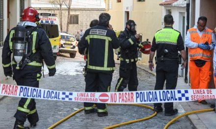 Conato de incendio en una vivienda de Segorbe