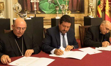 Diputación restaura el patrimonio eclesiástico de 2 diócesis