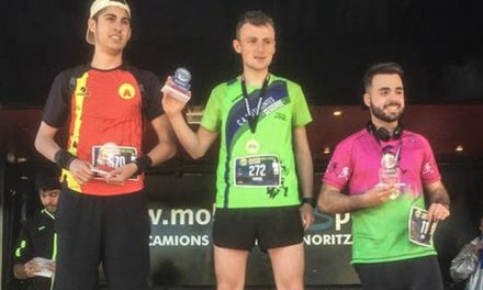 Resultados comarcales de la Maratón Ojos Negros