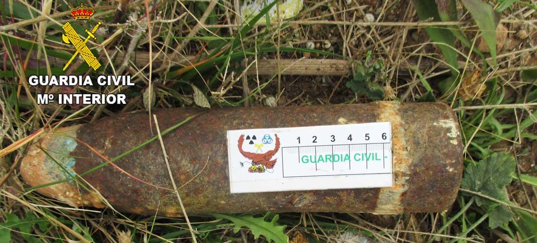 Desactivan proyectiles y granadas en Viver y el Espadán