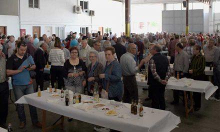La Cooperativa de Segorbe celebró San Isidro