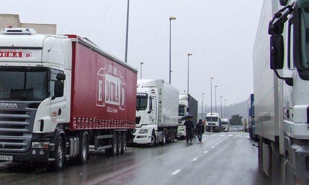 Importantes problemas de circulación en las vías de la comarca