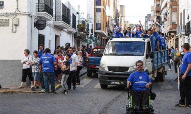 Jérica y Soneja celebran el ascenso a Primera Regional