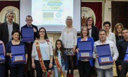 Segorbe celebra la entrega de premios al comercio