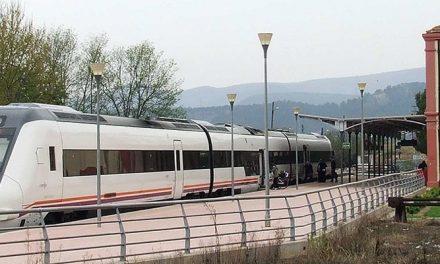 Adif inicia las obras de mejora de la línea Sagunto-Segorbe-Teruel