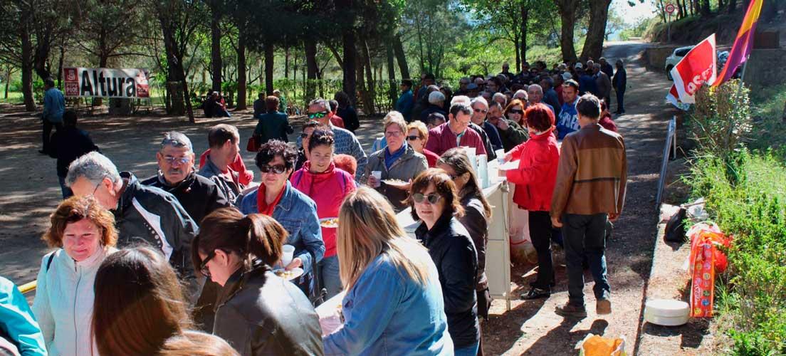PSPV celebró en Altura el Día del Trabajo