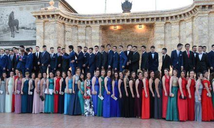 Graduación de estudiantes de bachillerato IES Alto Palancia
