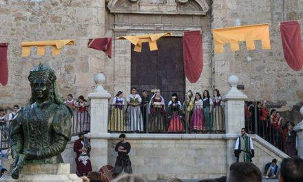 María de Luna vuelve a reinar en Segorbe