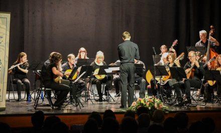 Paulino Otamendi actuó en el Festival de Plectro de Segorbe