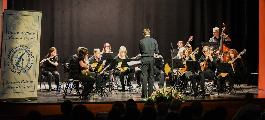 El Festival de Plectro de Segorbe incluye cuatro orquestas