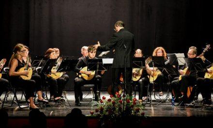Clausura del XXXIII Festival Internacional de Música de Plectro