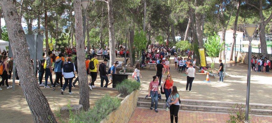 Altura reúne 1.800 estudiantes en la Trobada de la lengua