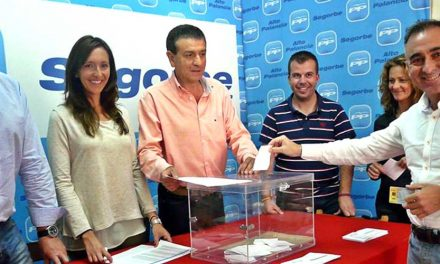 Barrachina es presidente provincial del PP Castellón