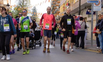 Casi un millar de corredores en la Vuelta a Pie de Segorbe