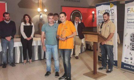 El segorbino Fernando Lara campeón de España de Pesca