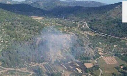 Calcinada media Hectárea en Azuébar