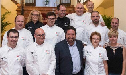 Segorbe destaca doblemente en 8 Chefs, 8 platos