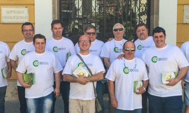 CCD reivindica en Segorbe su espacio como partido de centro