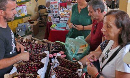 Caudiel celebra este fin de semana la Feria de la Cereza